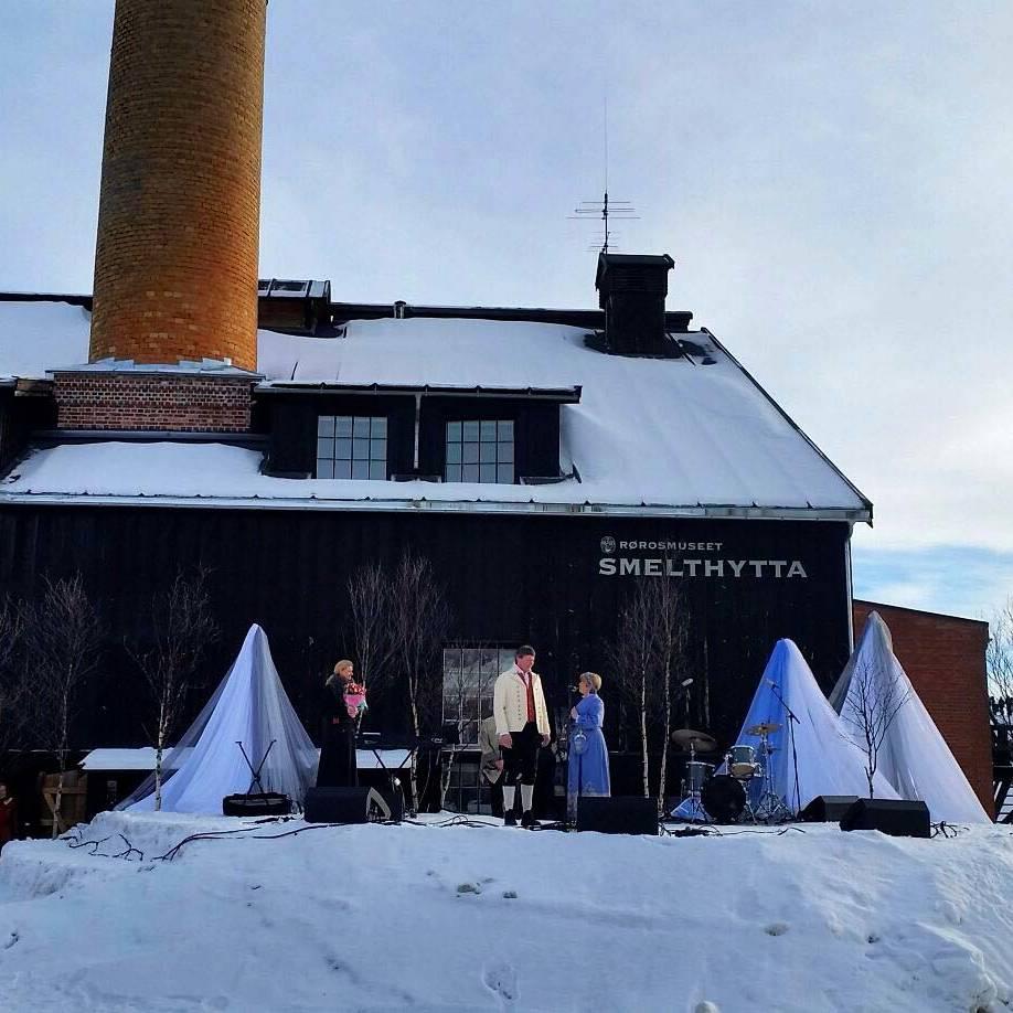 Skjørost fra Røros-traktene mottok i dag Beskyttet Betegnelse