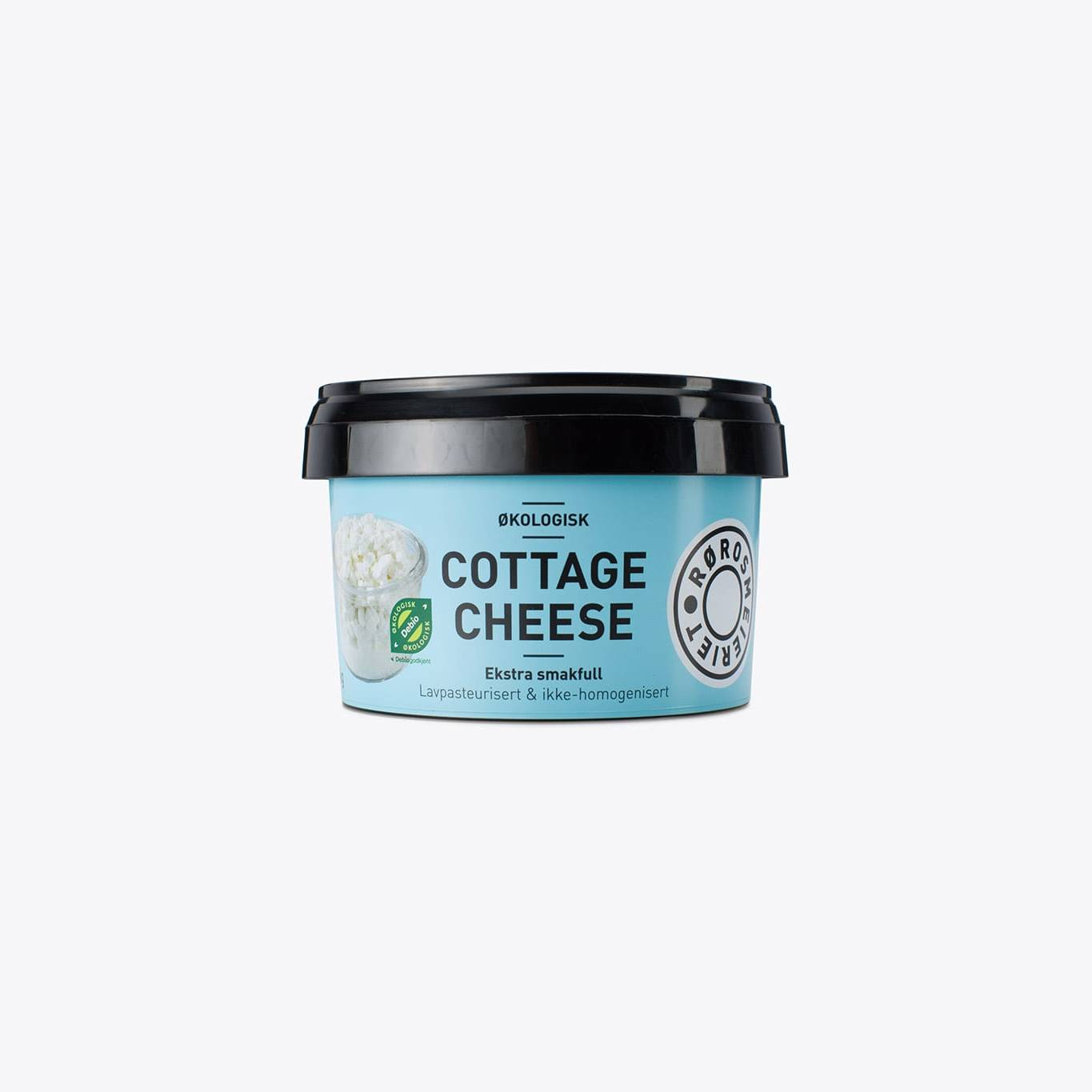 Økologisk Cottage Cheese